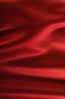 紅絲綢背景