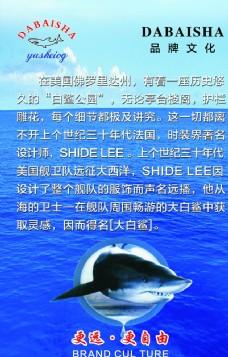 大白鲨男装