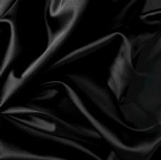 黑色絲綢光滑背景