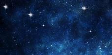 绚烂星空夜晚背景