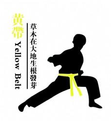 跆拳道 黄带