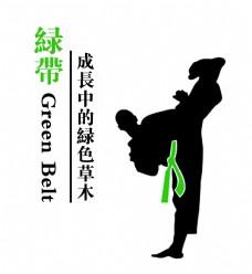 跆拳道 绿带