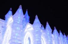 冰雪大世界 城堡