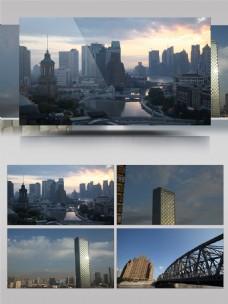 上海城市空镜延时