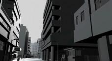 建筑物 城市