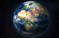 宇宙中自传中的地球