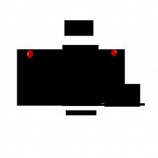 手绘巴黎元素