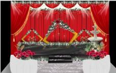 西式经典婚礼效果图