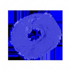 紫色简约抽象圆圈曲线
