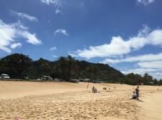 夏威夷沙滩