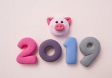 2019彩色泥塑