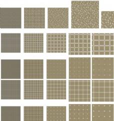 1到5毫米方砖