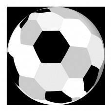 风格风格足球免抠图