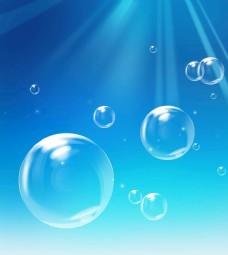 透明泡泡素材
