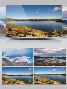 4K自然景观延时摄影