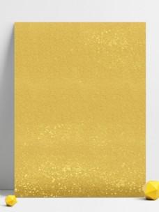 金色点缀磨砂质感背景