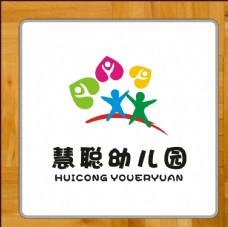幼儿园标识班徽校徽设计