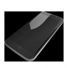 立体写实手机平放透视正面PNG素材