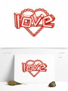 LOVE艺术字可商用字体