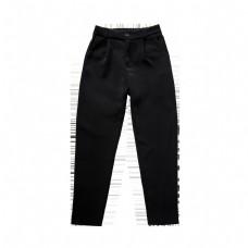 黑色宽松裤子(png免抠图)