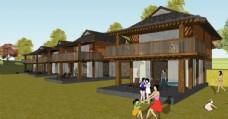 稻田木屋酒店