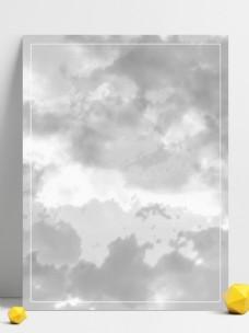 黑色灰色水墨背景素材