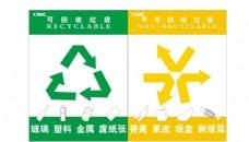 可回收不可回收垃圾