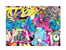 街头涂鸦漫画