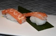 火炙蟹棒寿司