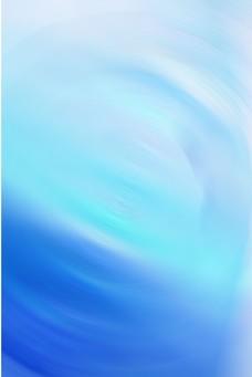 蓝色清新简约渐变背景