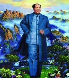 毛泽东相片