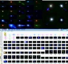 148款镜头光晕素材打包集合