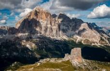大自然景观山地景观石头景观4k