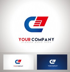 物流配送logo