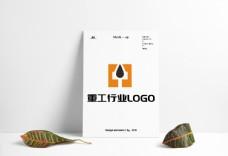 重工机械工程行业LOGO原创设