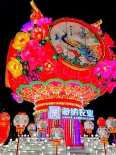 惠州西湖花灯