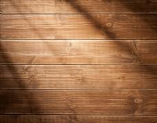 阳光下的木板高清背景