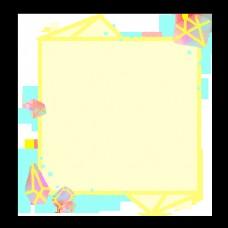 闪亮的钻石形状抽象背景