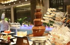 巧克力喷泉