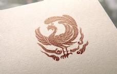 特种纸logo样机