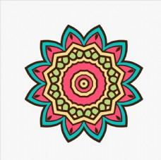 传统边框花纹