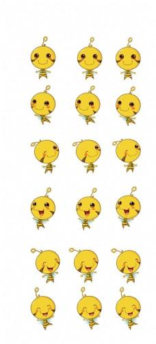 小蜜蜂表情
