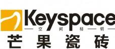 芒果瓷砖logo
