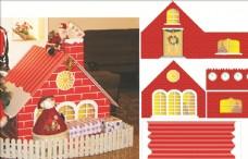 圣诞屋 圣诞装饰