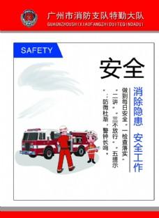 消防安全挂图