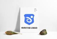 标志大气高端教育机构行业LOGO设计