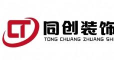 同创装饰logo