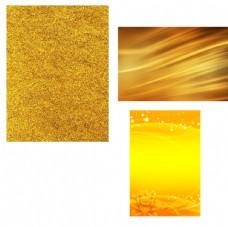 金黄色背景