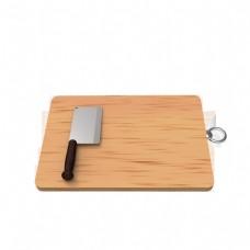 刀和砧板免抠素材