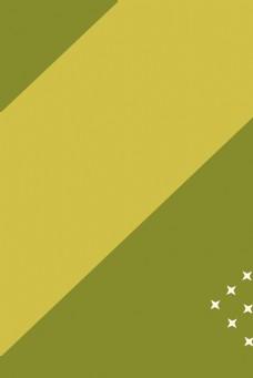 白色星星绿色运动简单背景图片